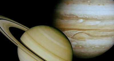 Jupter & Saturn